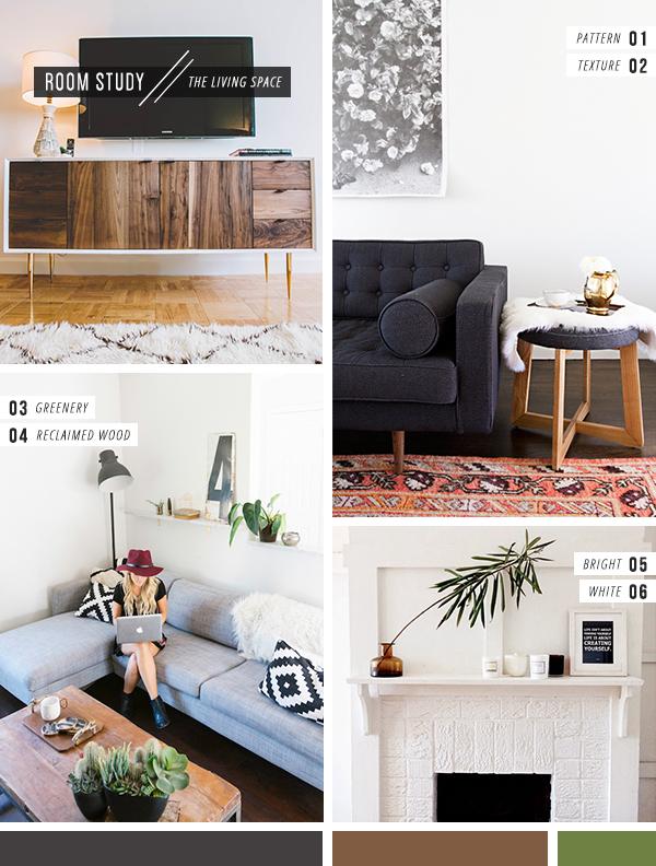 Room Study: Living Space / Little Bison Studio