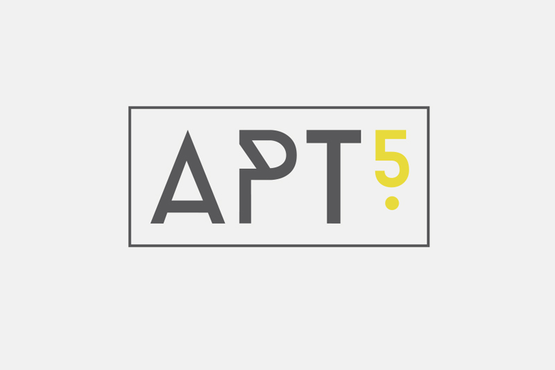Apt5 full logo / Little Bison Studio