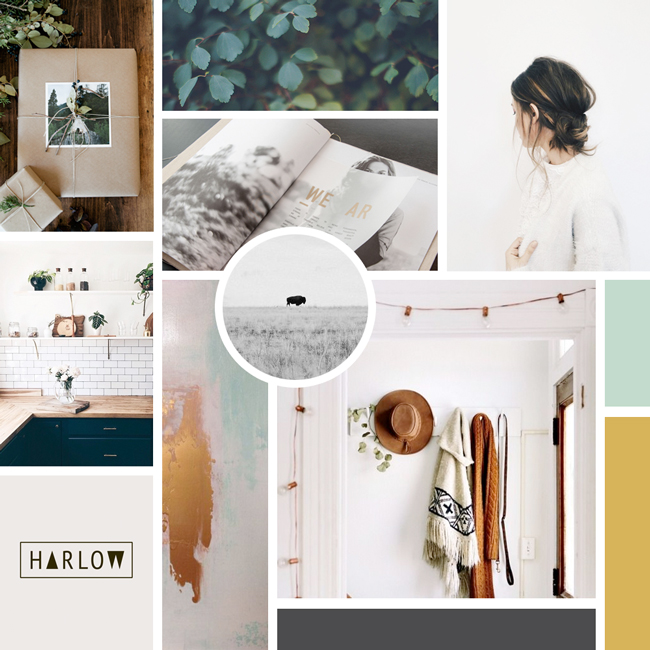 Little Bison Studio / moodboard