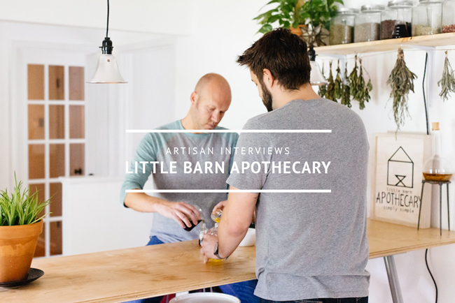 Artisan Interviews: Little Barn Apothecary